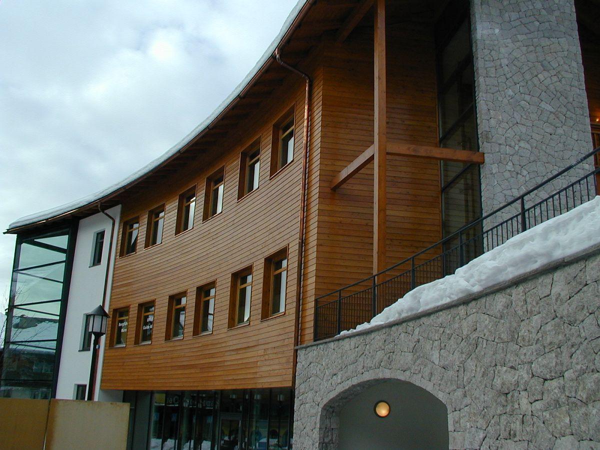 Gebäude Nives