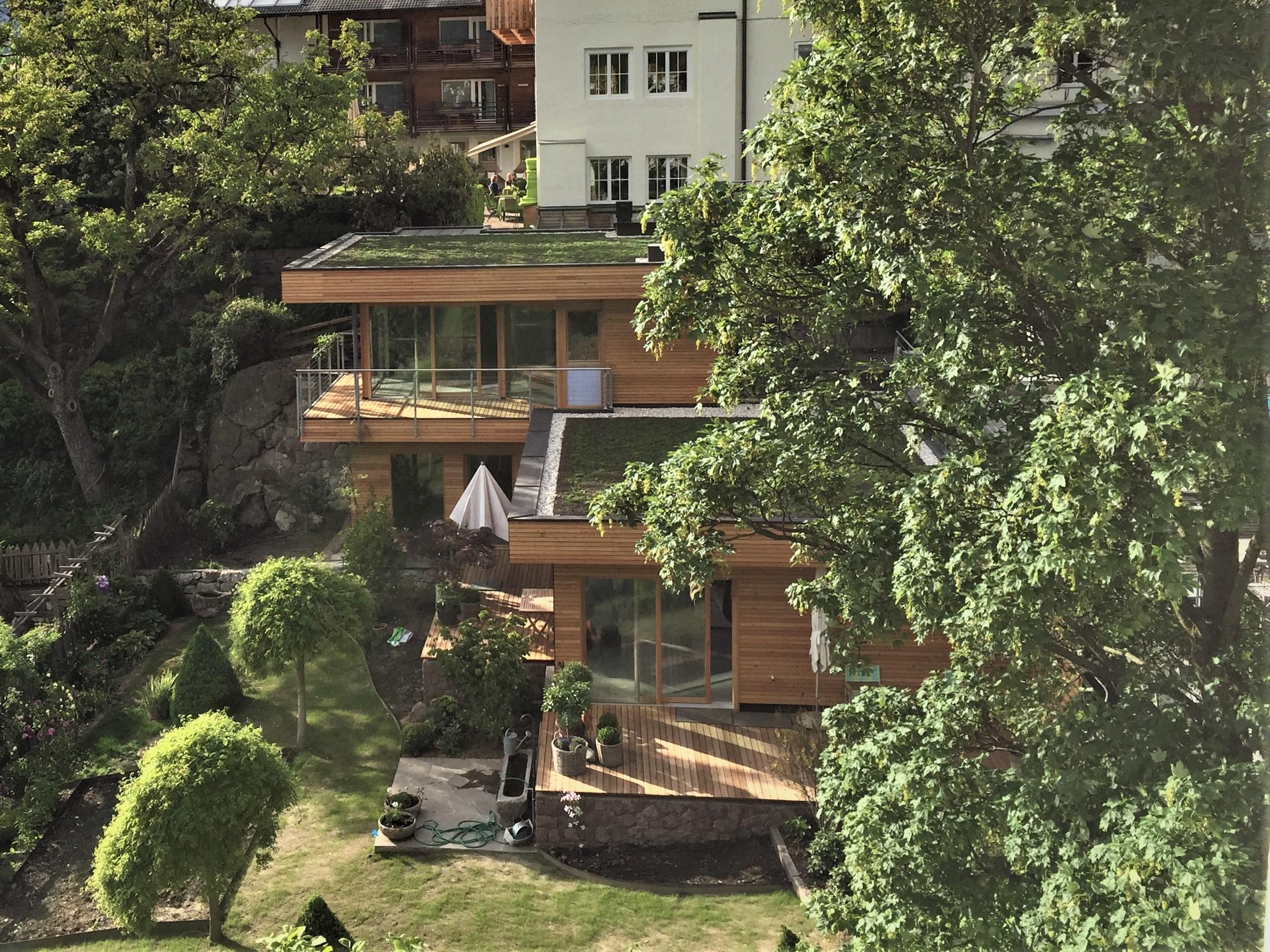 Qualitative Erweiterung Hotel Heubad